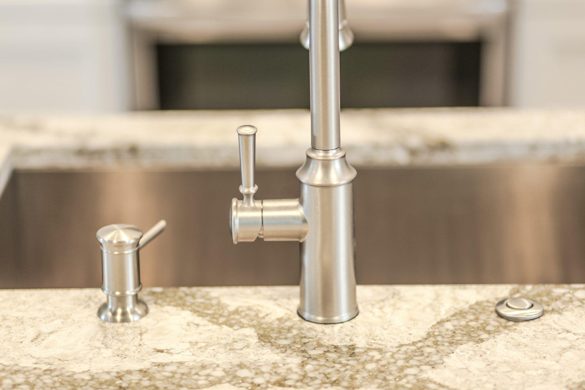 Fern Circle | Kitchen Sink Details