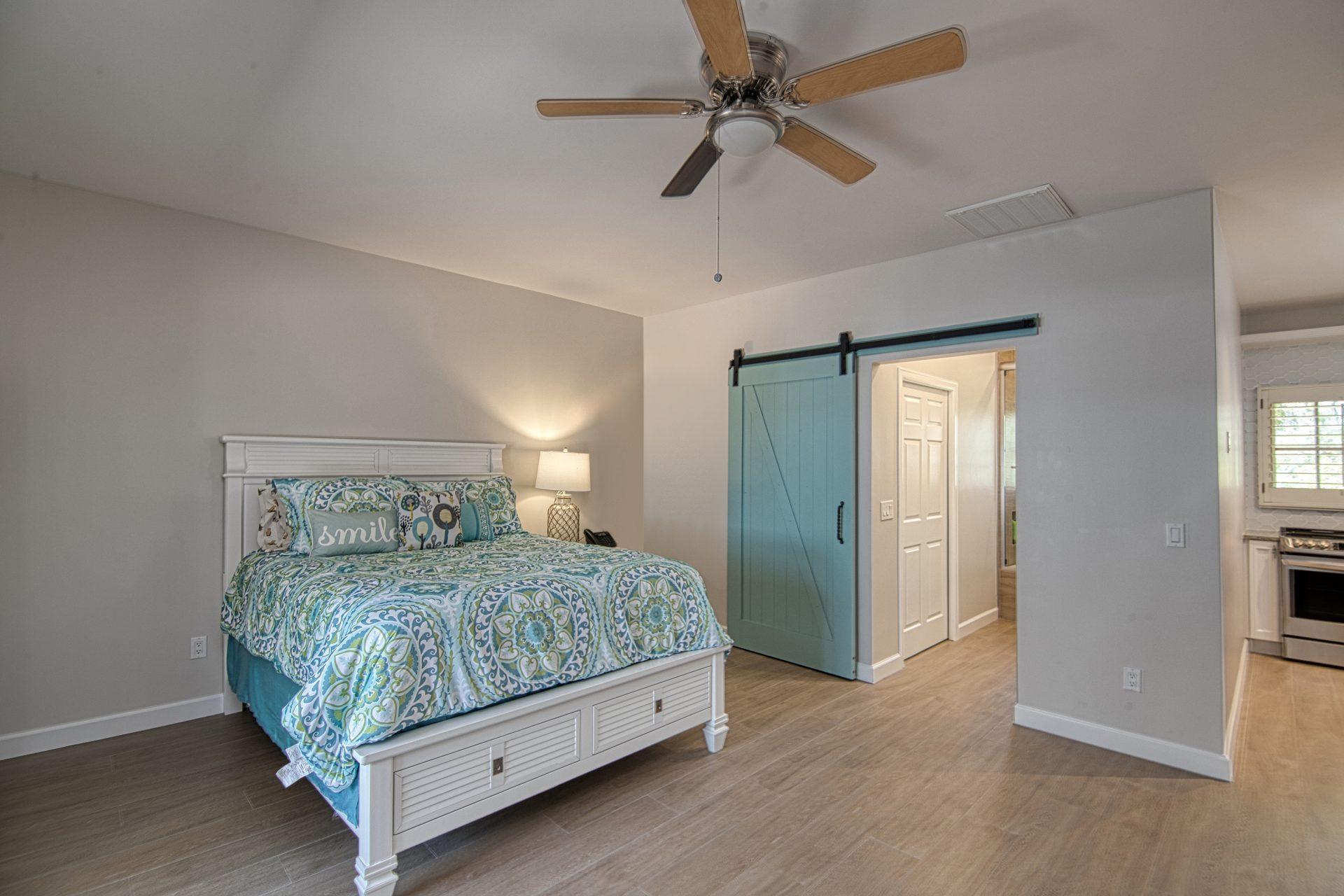 Palm Cottage | Bedroom