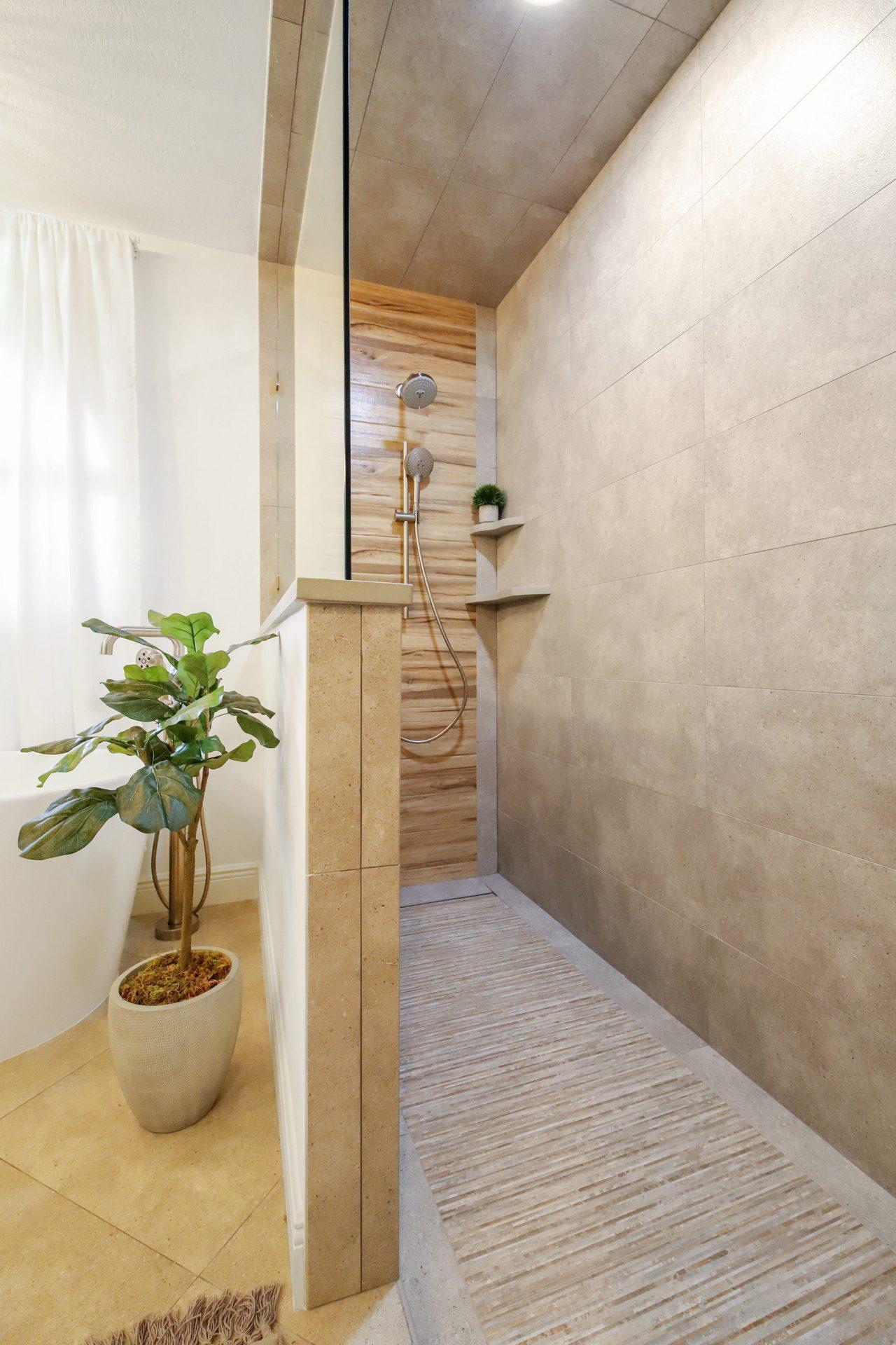 Master Bathroom Sanctuary | Shower