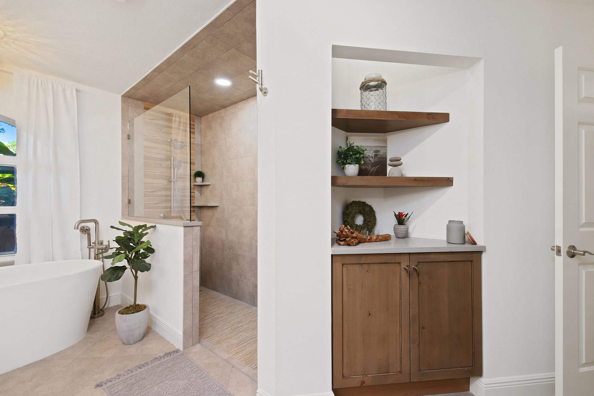Master Bathroom Sanctuary
