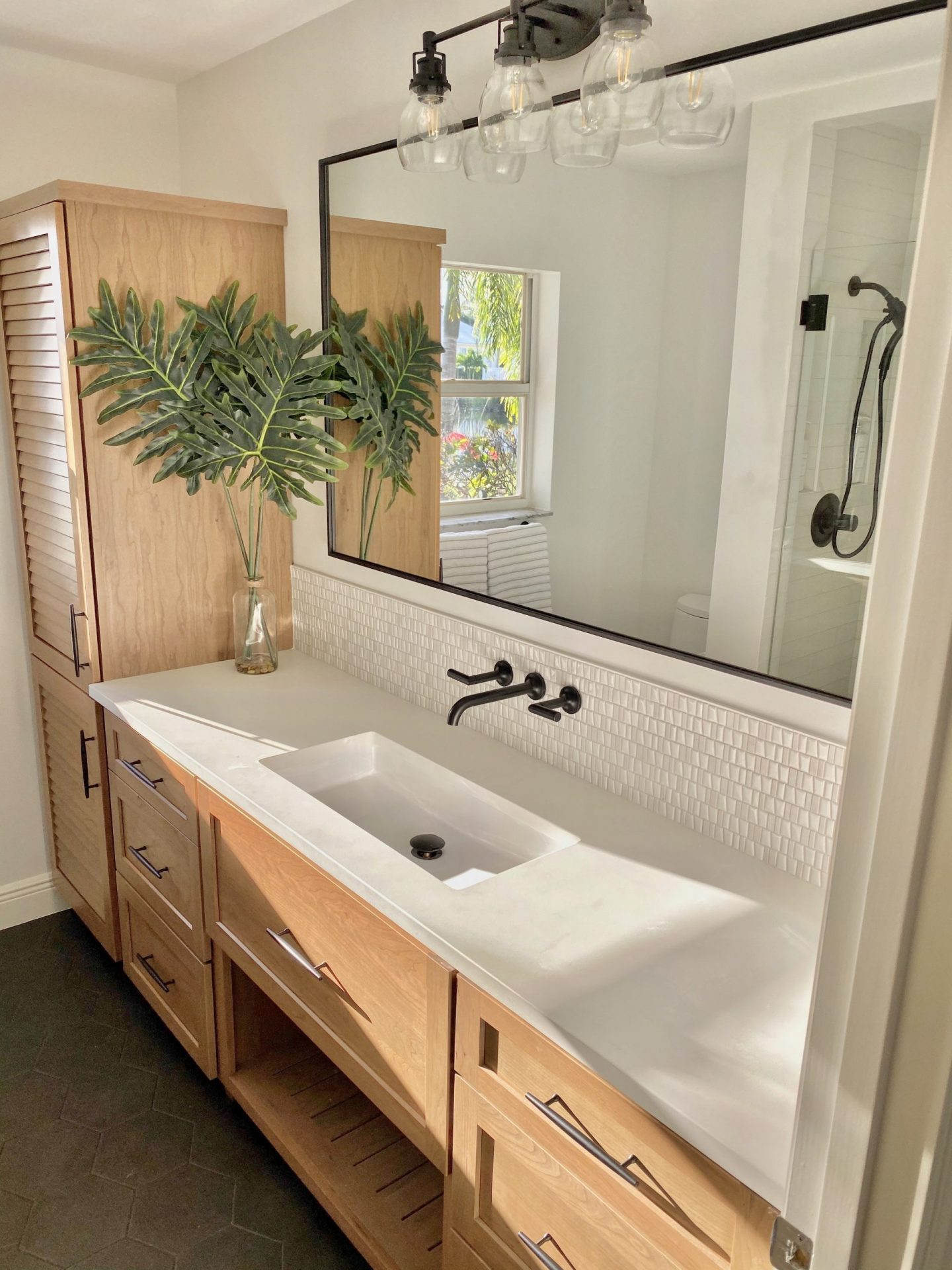 Guest Bathroom Sanctuary | Vanity