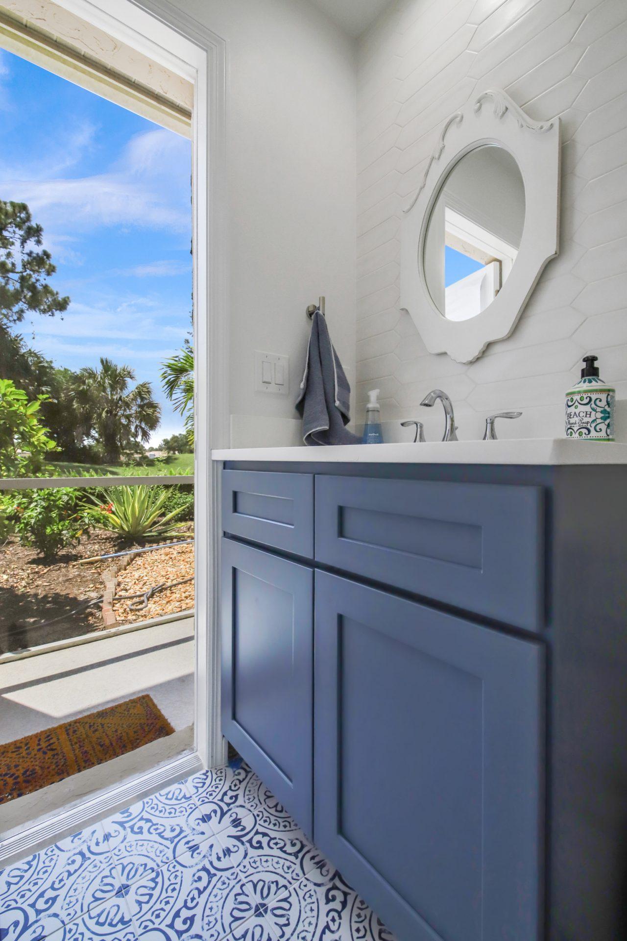 Belle Maison Drive | Cabana Bathroom