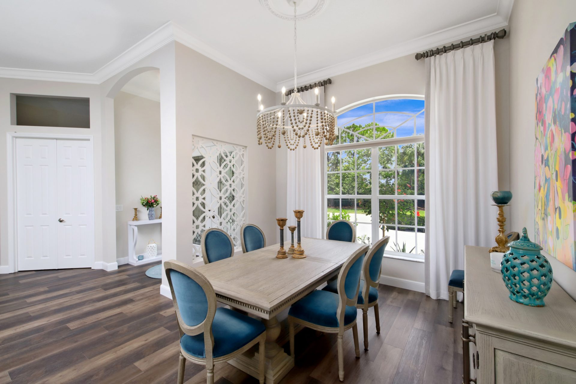 Belle Maison Drive | Dining Room