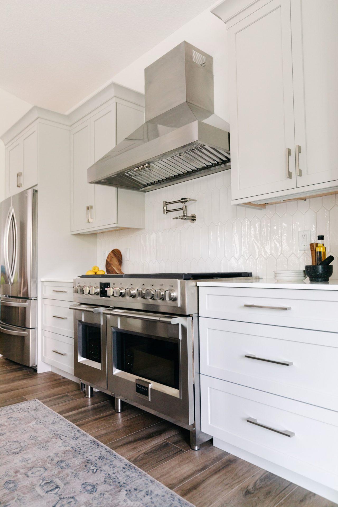 Wisper Bay   Kitchen Range